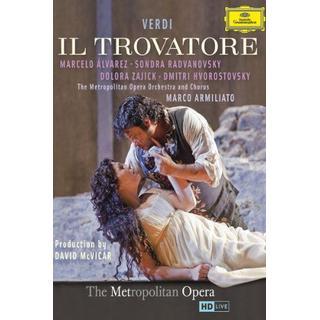Verdi: Il Trovatore [DVD]